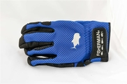 Fisherman 3D Fishing Glove L Navy Blue