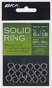 BKK Solid Ring Stainless Steel 9