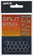 BKK Splitt Ring Stainless Steel Sprengring