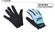 BKK Full Fingered Glove L BKK Blue